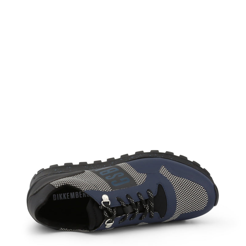 Bikkembergs Men's Trainers FENDER-2217 Blue