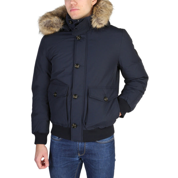 Tommy Hilfiger Men's Jacket Navy  MW0MW03388