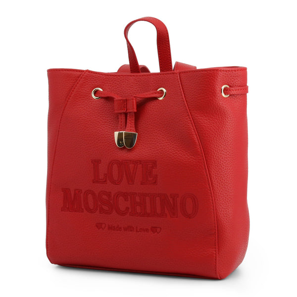 Love Moschino Backpack Red JC4289PP08KN