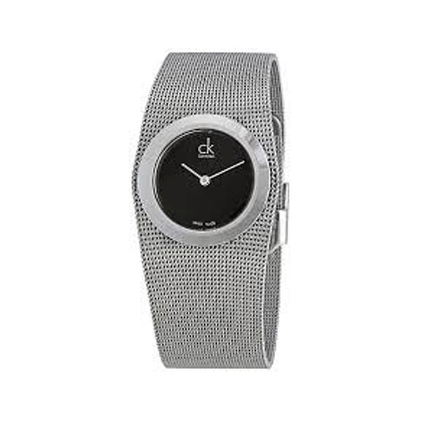 Calvin Klein Ladies Silver Watch K3T231