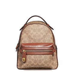 Coach Backpack in Signature Canvas 32715