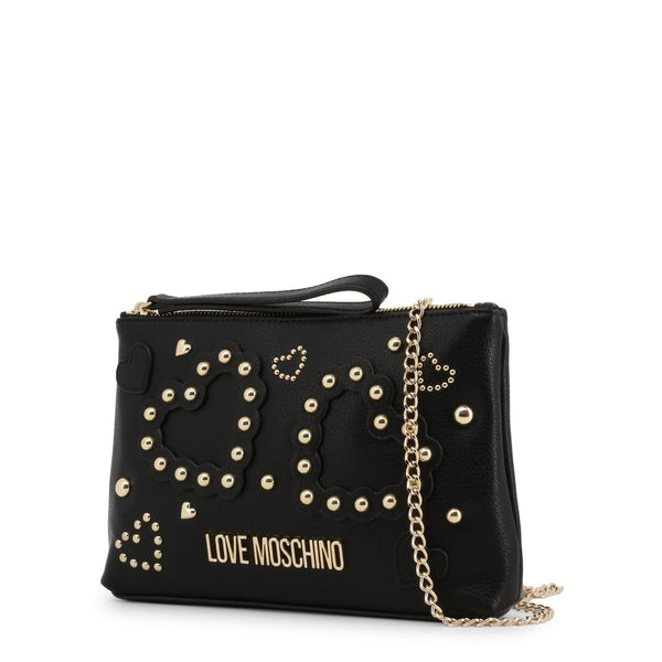 Love Moschino Clutch Bag Black JC4033PP1ALE