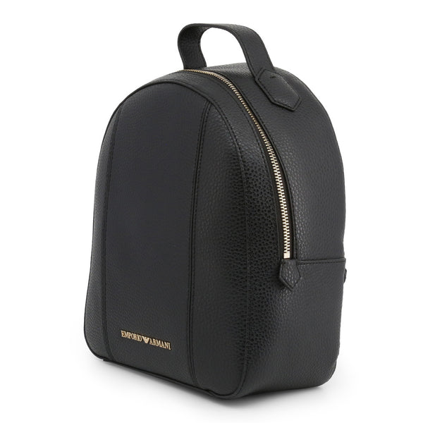 Emporio Armani Backpack Black Y3L030-YH22A