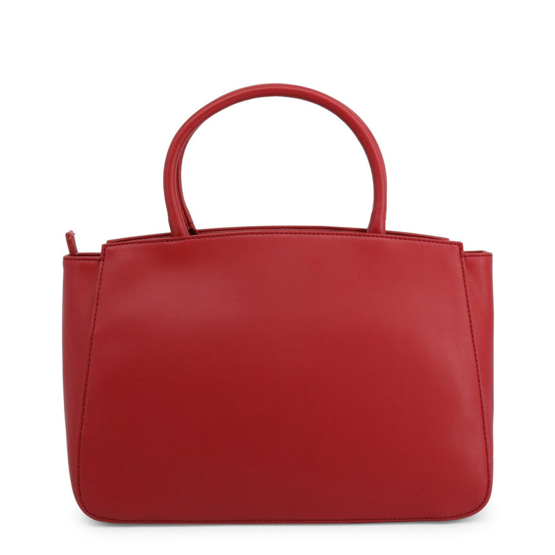 Trussardi Handbag Red / Brown 75B00145