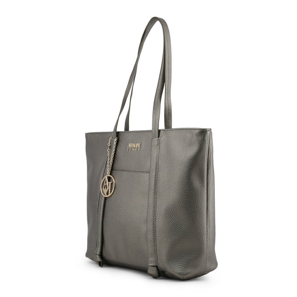 Armani Jeans Tote Bag Grey 922341-CD813