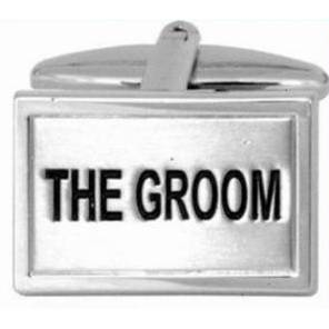Bryllups-Manchetknapper The Groom - Manchetknapper - The Armitage Collection - the-prince-webshop