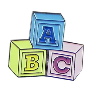 You added <b><u>ABC Klodser Pin</u></b> to your cart.