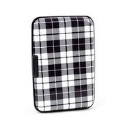 Aluminium Card-Guard Kortholder - Tartan-Card Guard-Kortholder-The Prince Webshop