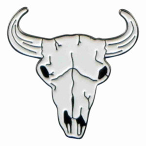 You added <b><u>Cattle Skull Pin</u></b> to your cart.
