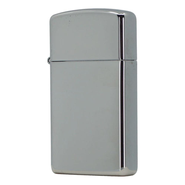 Zippo Lighter Slim Chrom High Polished