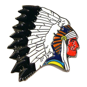 You added <b><u>Indianer Høvding Pin</u></b> to your cart.