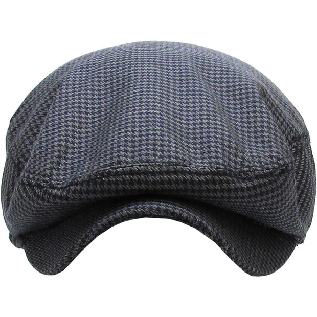 Grå City Boy Houndstooth Sixpence-Ethos-Hat-The Prince Webshop