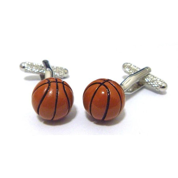 Manchetknapper Basketball-Onyx Art of London-Manchetknapper-The Prince Webshop