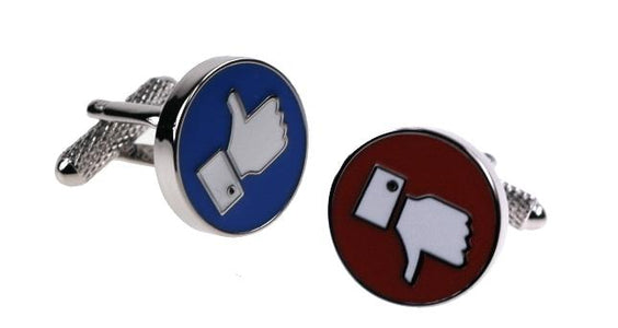 You added <b><u>Manchetknapper Facebook Thumbs</u></b> to your cart.