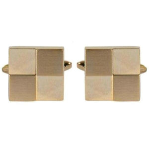 You added <b><u>Manchetknapper Four Squares Guld</u></b> to your cart.