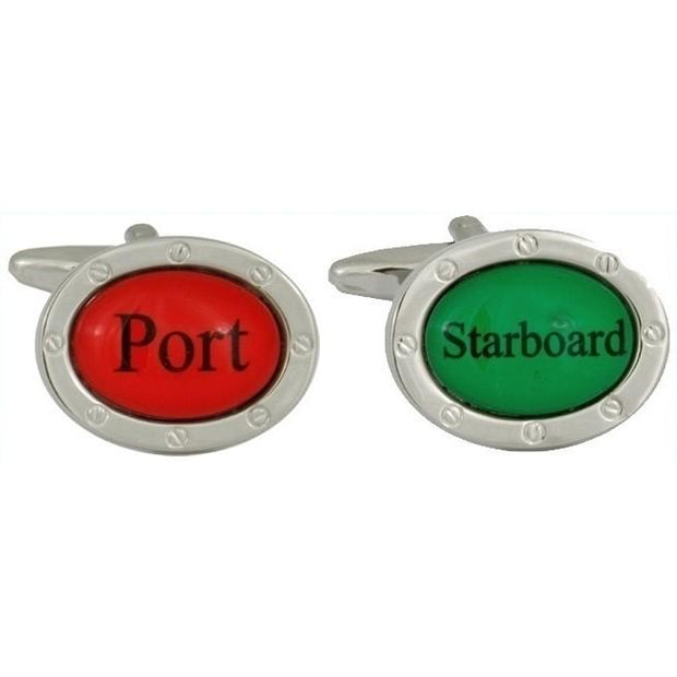 Manchetknapper Port & Starboard - Manchetknapper - The Armitage Collection - the-prince-webshop