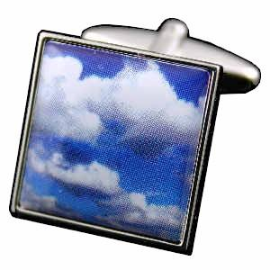 You added <b><u>Manchetknapper Sky - Clouds</u></b> to your cart.