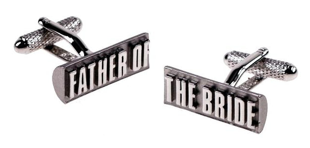 You added <b><u>Manchetknapper til Bryllup - Father of the Bride</u></b> to your cart.
