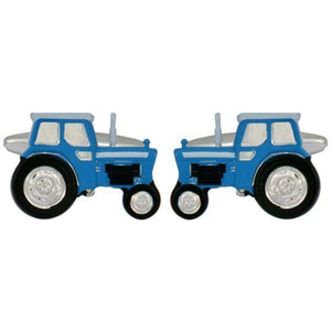 You added <b><u>Manchetknapper Traktor Blå</u></b> to your cart.
