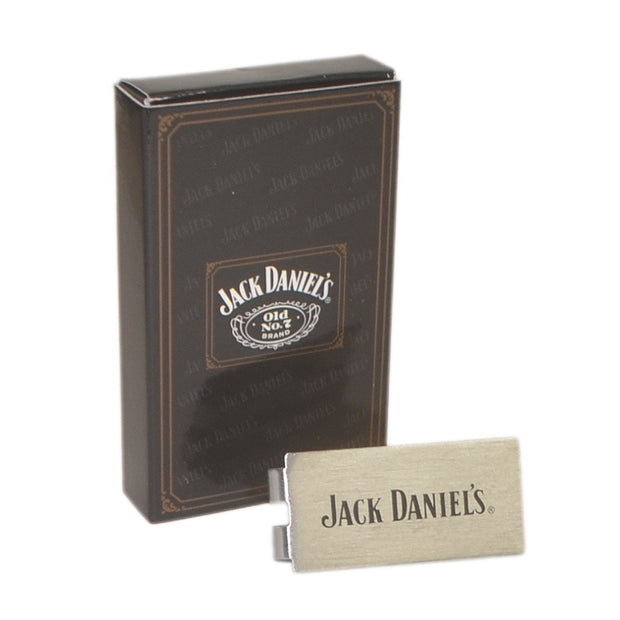 Official Branded Jack Daniels Money Clip - Pengeclips - The Prince's Own - the-prince-webshop