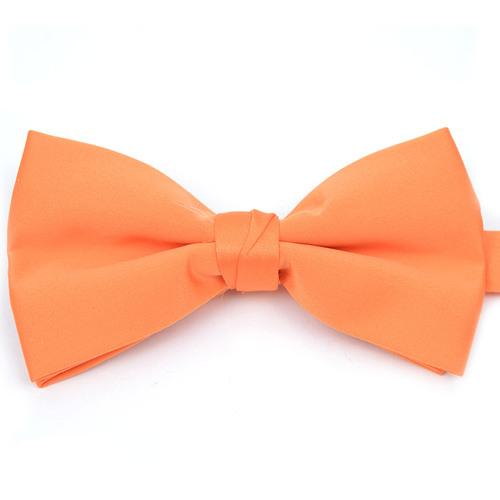 Orange Satin Butterfly - Butterfly - Umo Lorenzo - the-prince-webshop