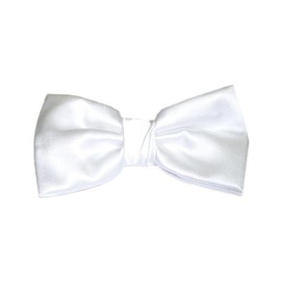 Quality Economy White Bow Tie - Butterfly - Maximilian Moss - the-prince-webshop