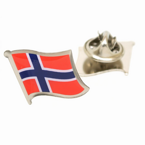 You added <b><u>Reversnål Norges Flag</u></b> to your cart.