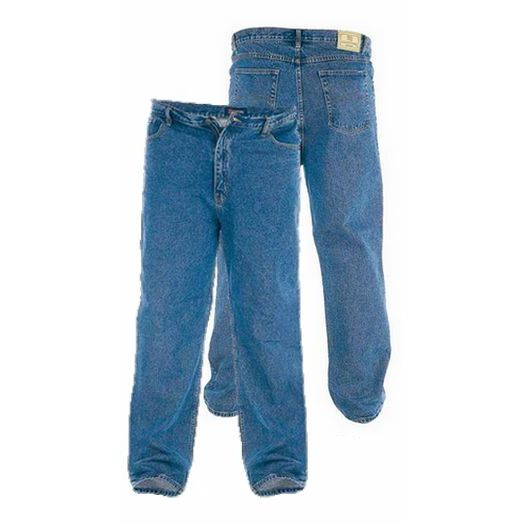 "40"" Rockford Comfort Fit Blue Jeans - 38"" Ben - Bukser - Rockford - the-prince-webshop"