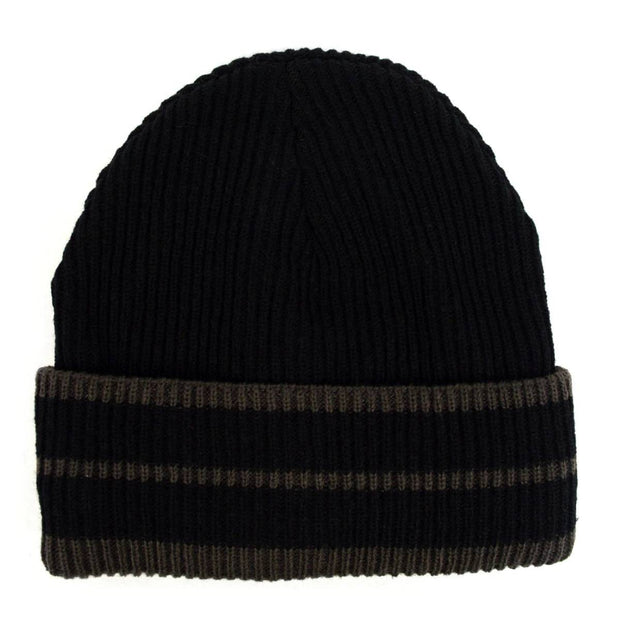 Sort Heavy Duty Vinter Beaniehue-FOEMO-Hue-The Prince Webshop