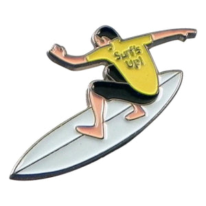 You added <b><u>Surfs Up Pin</u></b> to your cart.