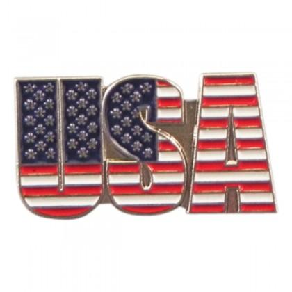 USA Stars & Stripes Pin - Reversnål - The Prince's Own - the-prince-webshop