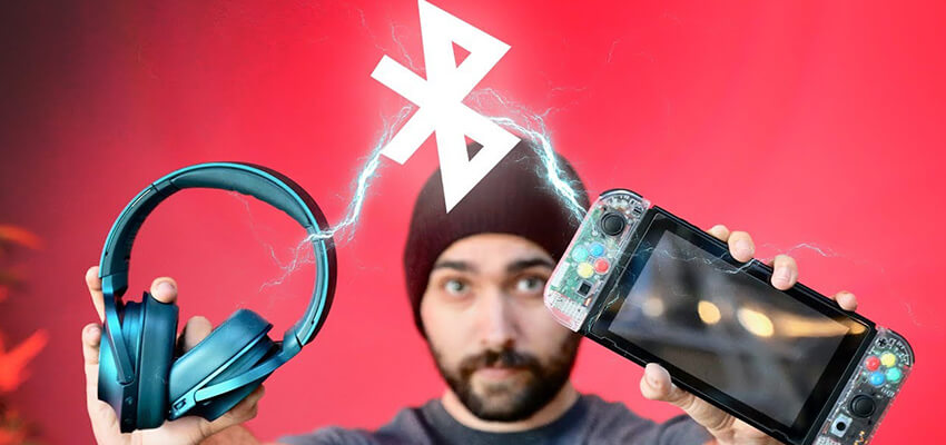 How To Use Bluetooth Headphones With Your Nintendo Switch A Step By Arkartech