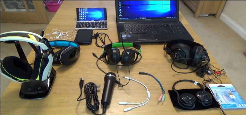 Use Headphones With Microphone With Only One Jack In Laptop Or Pc Th Arkartech