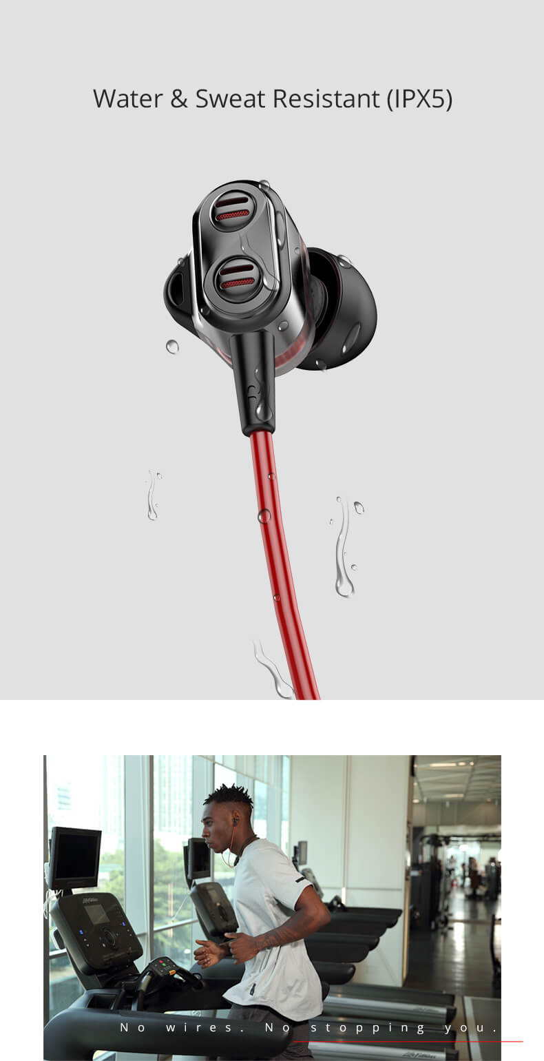 Uiisii BN90 Quad Driver In-Ear Headphones