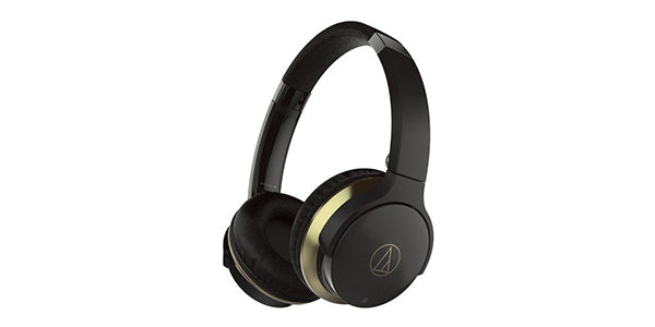 #11 - Audio-Technica ATH-AR3BTBK SonicFuel Bluetooth Wireless Headphones