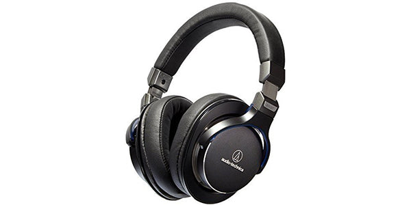 Audio-Technica ATH-MSR7BK SonicPro Over-Ear High-Resolution Audio Headphones