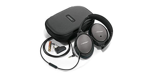 Bose QuietComfort 25 Around-Ear Acoustic Noise Cancelling Headphones
