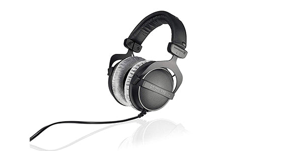 Beyerdynamic DT 770 PRO 80 Ohm Closed Over-Ear Studio Headphone for Professional Recording and Monitoring