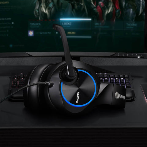 Aakartech Noise Cancelling Over Ear N11 Gaming Headset