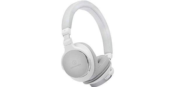 #3 - Audio-Technica ATH-SR5BTWH Wireless Bluetooth Audio Headphones