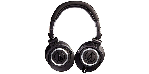 Audio-Technica ATH-M50x Professional Studio Monitor Headphones with a Detachable Cable