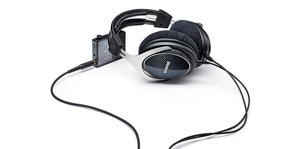 Shure SRH1540 Premium Closed-Back Headphones for An Expansive Soundstage