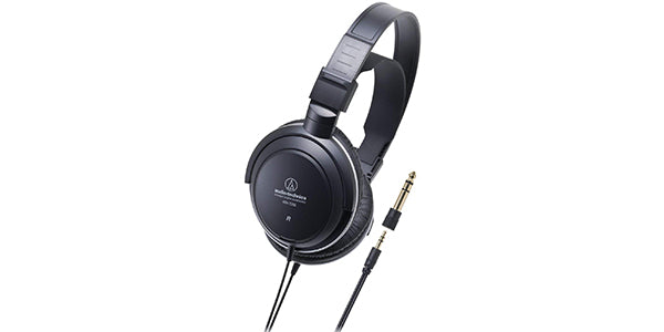 #9 - Audio-Technica ATH-T200 Closed-Back Dynamic Monitor Headphones