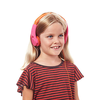 AmazonBasics Volume Limited On-Ear kids Headphones