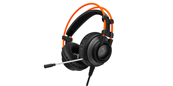 Arkartech K9 Open Back Gaming Headphones with Microphone