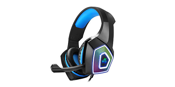 Arkartech V-1 Stereo Over Ear Gaming Headset with Mic