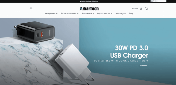 Arkartech manufacture's dropshipping company