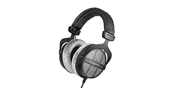 Beyerdynamic DT 990 Pro headphones for mixing