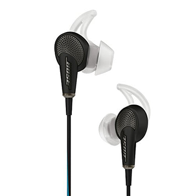 Bose QuietComfort 20 – Best Noise Cancelling Headphone for Apple devices
