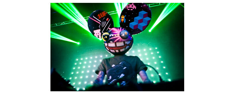 Eric Zimmerman, a DJ widely known as Deadmau5
